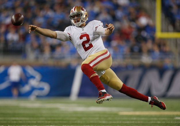 "Former 49er Says Gabbert Will ""Take the Reins"""