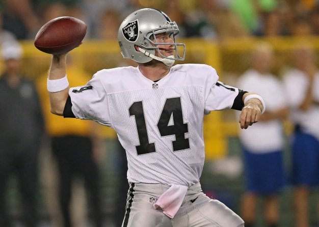 Some Reports Indicate McGloin Could be Traded