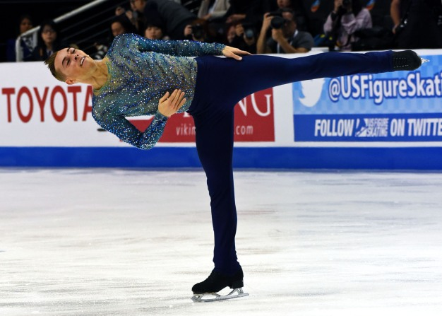 Adam Rippon 1st Openly Gay Man at Winter Olympics