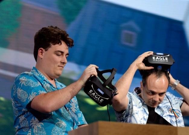 Oculus Founder Supports Trump, Feels Backlash