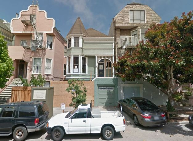 SF Home Used to Photograph Jerry Garcia Drops Asking Price