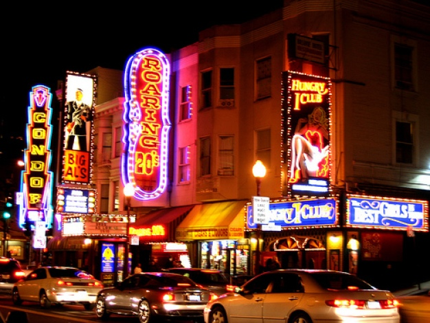 Cops Wanted Money, Sex: SF Strip Club Owner