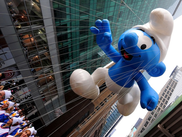 Macy's Thanksgiving Day Parade in Photos