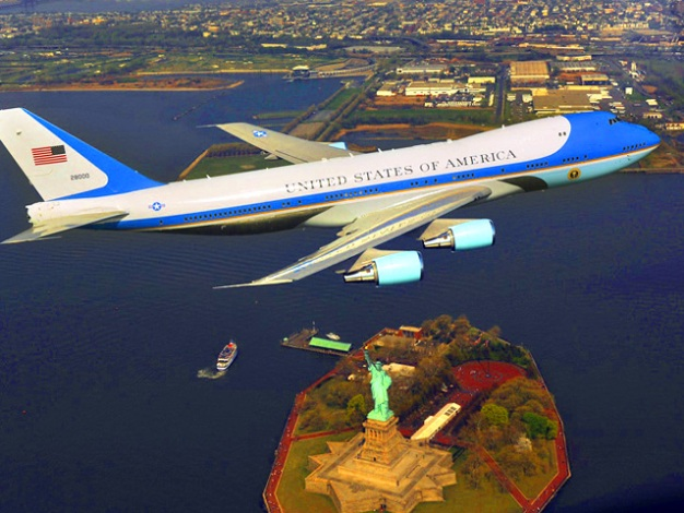 Fact-Checking Trump's Air Force One Cost Claim