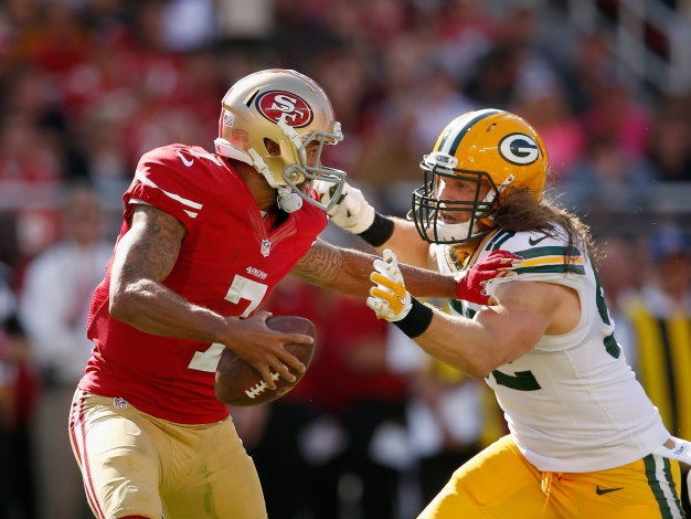 Niners Face a Giant Opponent: Themselves