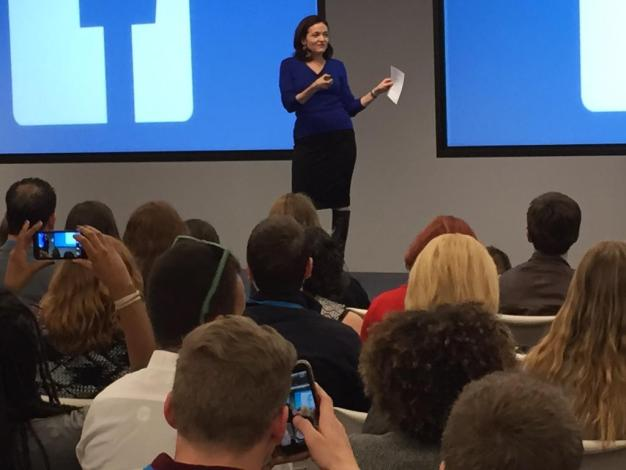 Facebook, AG Harris Talk Privacy in Menlo Park