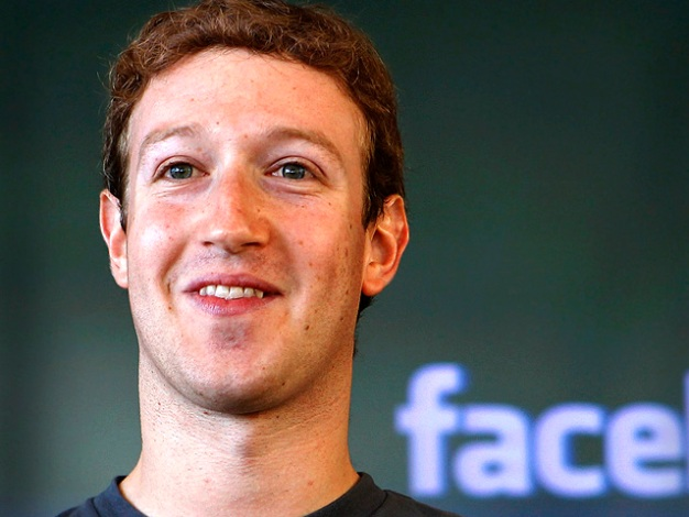 Mark Zuckerberg Visits Germany . . . for Startups?