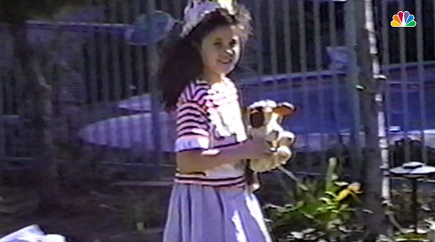 [NATL] Young Meghan Markle Plays Queen in 1990 Home Video