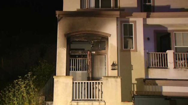 Suspicious Fire Breaks Out at Daly City Home