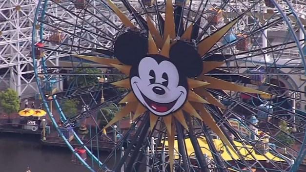 Rain, Lightning Force Ride Closures at Disneyland