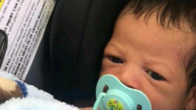 Father Arrested After Abandoning Baby in Suisun City: Police
