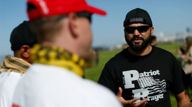 Conservative Group Patriot Prayer Plans March, Rally in Berk