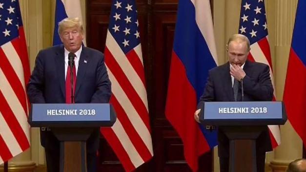Examining Trump, Putin Summit in Helsinki