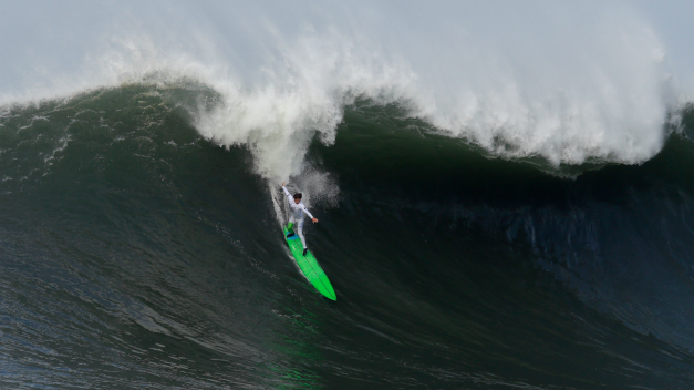 Surfing Safety Reviewed Ahead of Possible Mavericks Contest