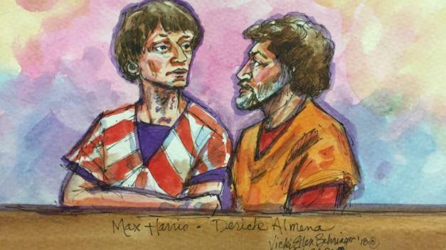 Almena, Harris Plead Not Guilty in Ghost Ship Fire Case