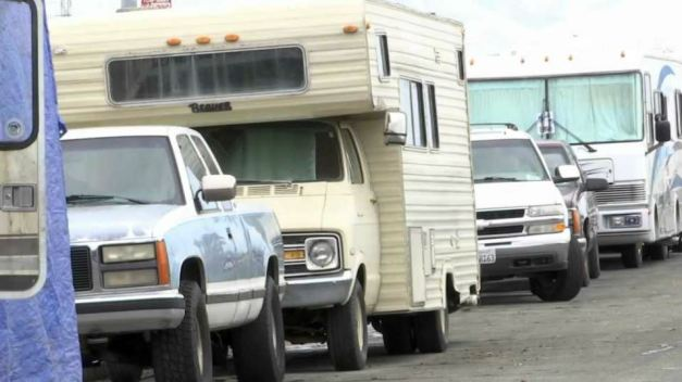 RV Dwellers in East Palo Alto Expected to Be Evicted
