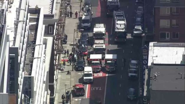 14 Taken to Hospitals After Gas Leak in San Francisco: FD