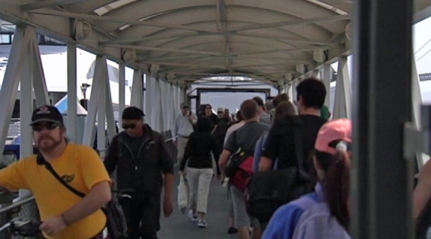 [BAY] Ferry Service Making Its Case to BART Riders