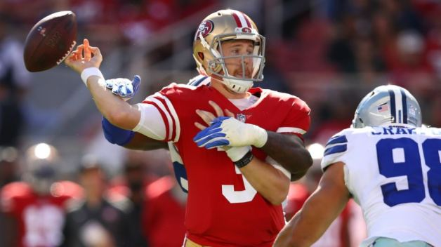 Cowboys Hand 49ers Worst Loss in History of Levi's Stadium