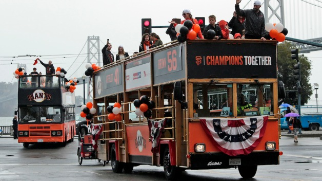 REPLAY: Giants Victory Parade