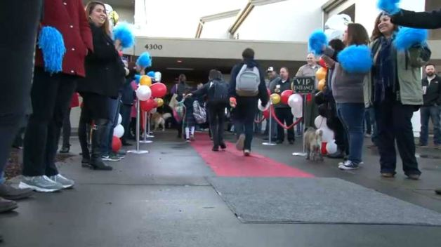 North Bay Students Return to Schools 3 Months After Fires