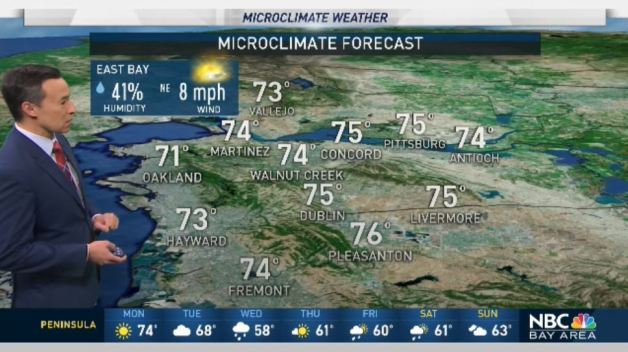 Rob's Forecast: One More Warm Day; Rain Returning