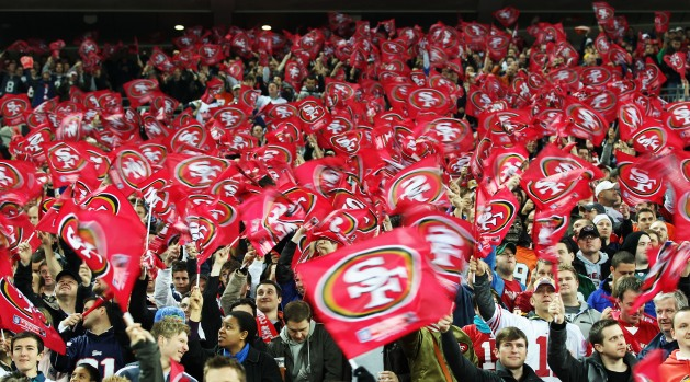 [BAY] 49ers Fans Gear Up