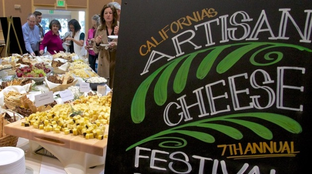 Cheese Lovers Rejoice! The Artisan Cheese Festival is Back