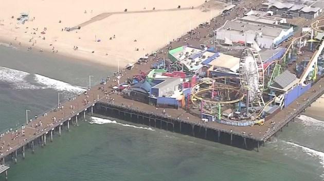 Man's Body Found Underneath Santa Monica Pier