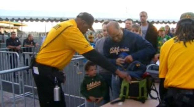 [BAY] New Security Procedures at Oakland Athletics Games Begin Thursday