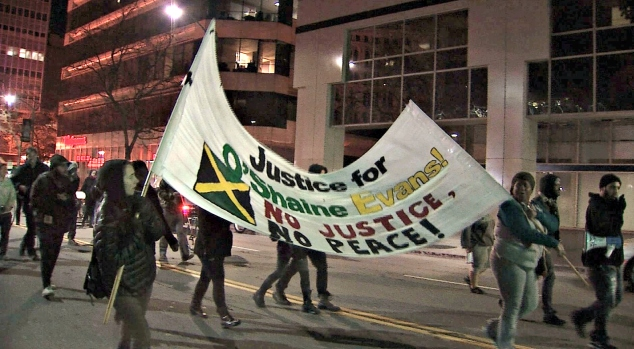 [BAY] Protesters March in Oakland to Protest Police Shootings