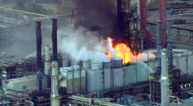 [BAY] Richmond Chevron Refinery Targeted by EPA