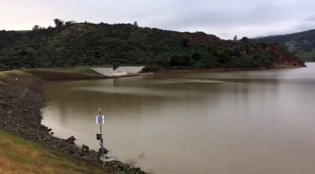 'All of Us Would Be Underwater': Anderson Dam's Seismic Vulnerability Concerns Nearby Residents
