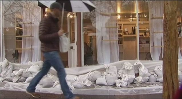 [BAY] Tiburon Shops in Cove Center Still Damaged, Closed Following December Rains