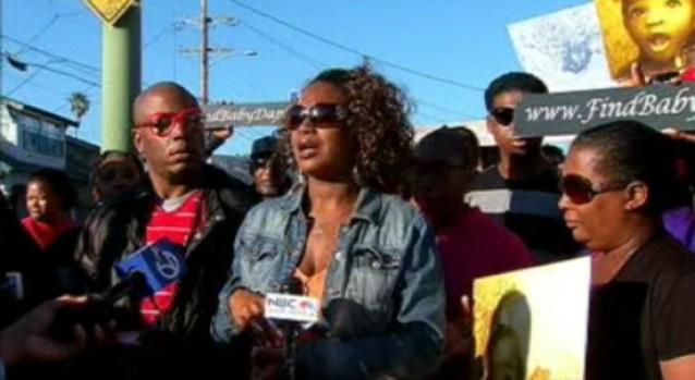 [BAY] Parents of Missing Oakland Toddler Speak at Vigil