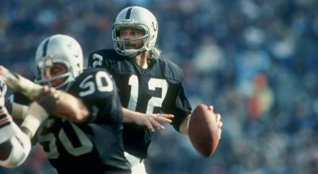 [BAY] Legendary Raiders Quarterback Ken Stabler Dead