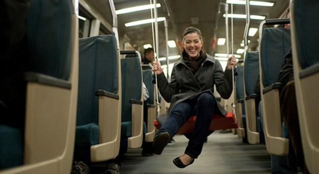 BART Swing Makes Commuting Fun Again