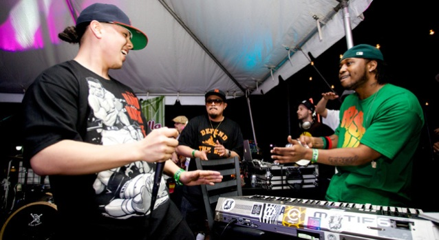 SF Hip Hop Goes Live at SXSW