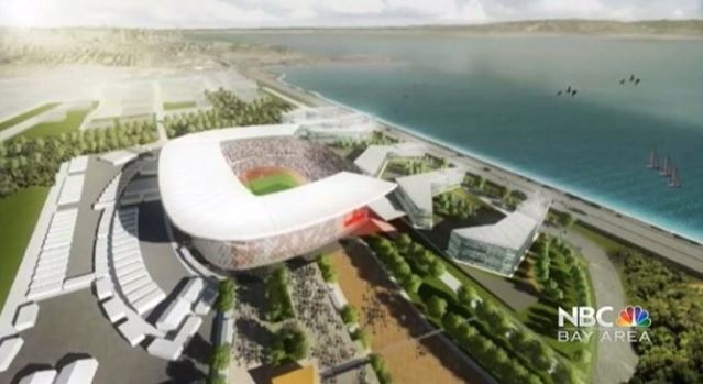 [BAY] Mayor Ed Lee Wants the 2024 Summer Olympics in San Francisco