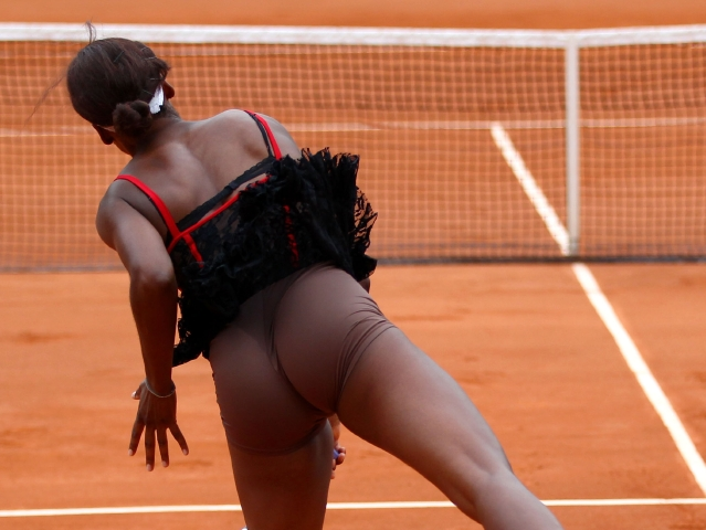 Venus, Rising: Tennis' Fashion Faux Pas