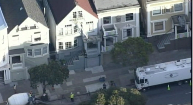[BAY] Raw Video: Police Search SF Home in Connection With 1984 Kidnap Case