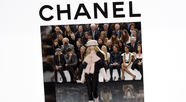 Paris Fashion Week: Chanel