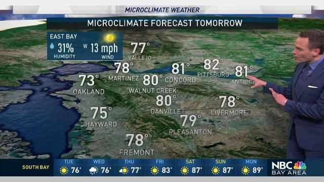 <p>We'll start cool Tuesday AM.  Chief Meteorologist Jeff Ranieri has your morning forecast and when a few more showers could arrive this week in your Microclimate Weather.</p>