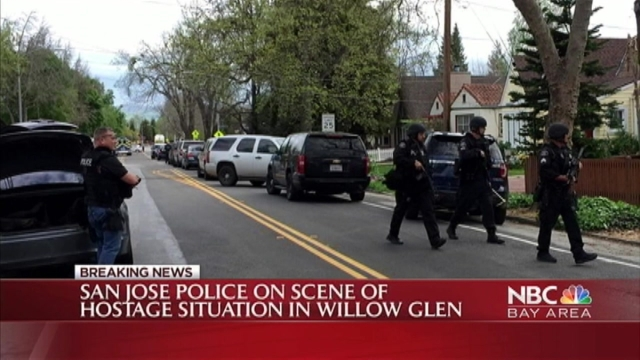San Jose Hostage Suspect Surrenders to Police After Tense Six-Hour