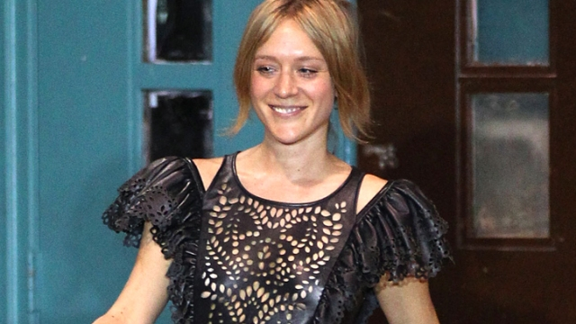 Chloe Sevigny Lists in the East Village