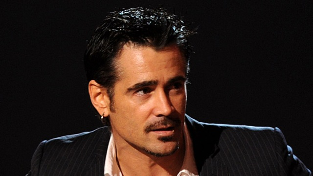Colin Farrell: Career Curve