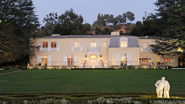 The House Where Hollywood Came to Party