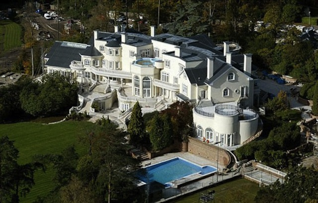 Price of $123M British Mansion Chopped to $65M
