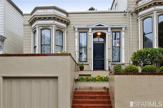 Live Like Julia Morgan on Divisadero Street
