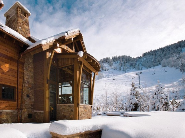 Escape to This Dream Ski Home For $11,995,000